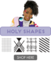 Moyou London | Holy Shapes Collection