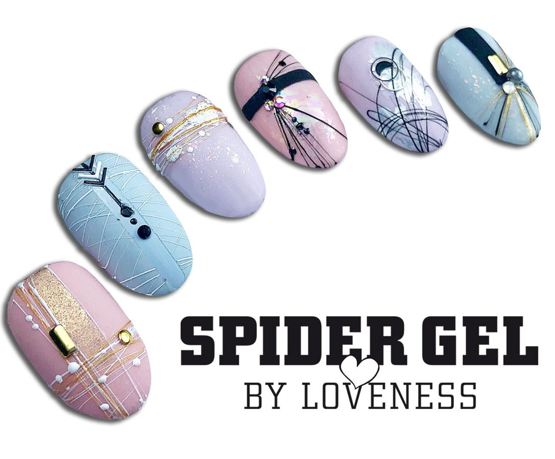 Spider-Gel-by-#LVS