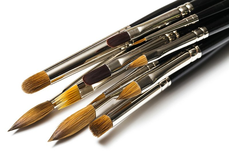Brushes-by-#LVS