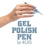Gel Polish Pen by #LVS   RockChick Lilly #11 4ml_