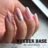 Rubber Base By #LVS | Nude I Say More 15ml _