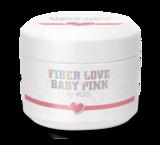 Fiber Love by #LVS   Baby Pink_