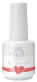 Gel Polish by #LVS | 125 Run the World 15 ml_