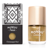 MoYou London | Champagne Rust_