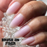 Intro Gelpolish, Rubber Base & Brush On Fiber_