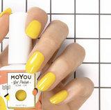 Gel Polish MYL | Yellow Rain Coat_