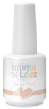 Brush 'n Love by #LVS | Barely Pink_