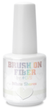 Brush On Fiber by #LVS | White Shores 15ml_
