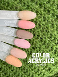 Color Acrylics by #LVS   CA25 Sweater Weather 7g_