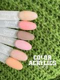 Color Acrylics by #LVS   CA28 Sweet Mango 7g_