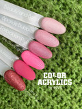 Color Acrylics by #LVS | CA31 Bubble Gum 7g_