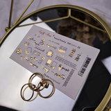 Foil Colour Gold 23 by #LVS_