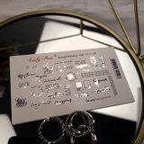 Foil Colour Silver 24 by #LVS_