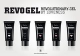LoveNess | RevoGel Pink 60ml_