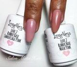 LoveNess | Love 2 Rubber Base Mask Pink 15ml _