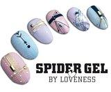 LoveNess   Spider Gel White_
