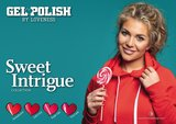 Gel Polish by #LVS   153 True Love 15ml_