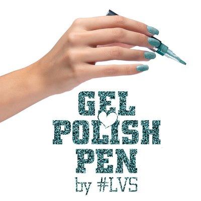 Gel Polish Pen by #LVS | RockChick DZ #012 4ml