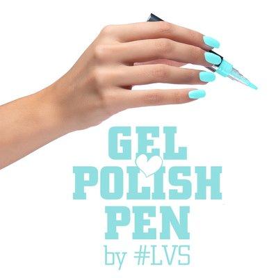 Gel Polish Pen by #LVS | Silly Fizz #10 4ml