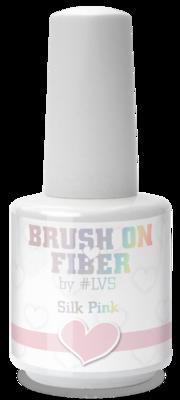 Brush On Fiber by #LVS | Silk Pink 15ml
