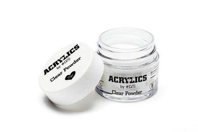 Acrylic Powder Clear by #LVS 7gram