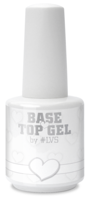Base Top Gel by #LVS 15ml