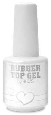 Rubber Top Gel By #LVS 15ml