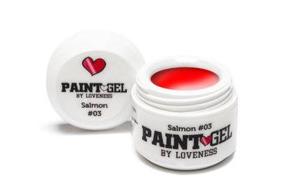 Paint Gel by #LVS | Salmon 06 5gr