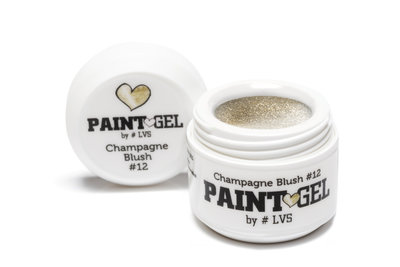 Paint Gel by #LVS | Champagne Blush 12 5gr