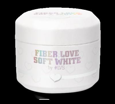 Fiber Love by #LVS | Soft White