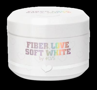 Fiber Love by #LVS | Soft White 50ml