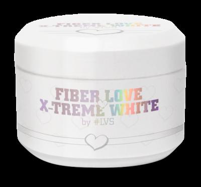 Fiber Love by #LVS | X-Treme White 50ml
