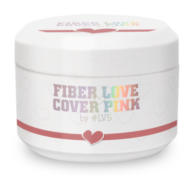 Fiber Love by #LVS | Cover Pink 50ml