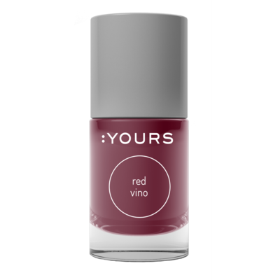:YOURS Stamping Polish | Red Vino 10ml