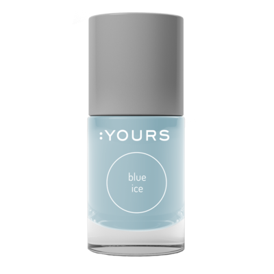 :YOURS Stamping Polish | Blue Ice 10ml