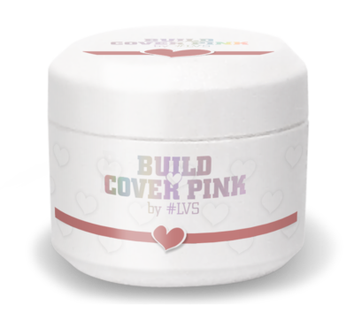Build by #LVS | Cover Pink
