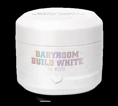 Build by #LVS | Babyboom White