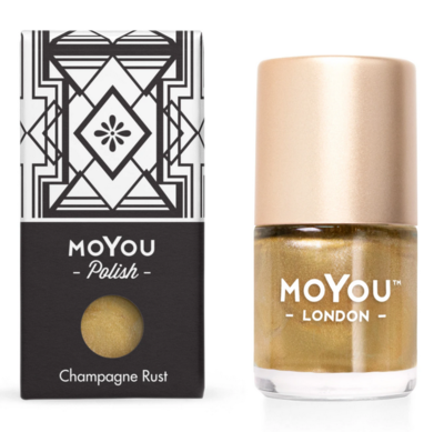 MoYou London | Champagne Rust