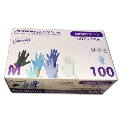 Nitril Gloves 100pcs