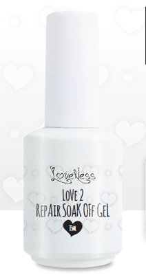 LoveNess | Love 2 Repair Gel Bottle 15ml