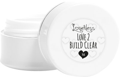 LoveNess | Love 2 Build Clear 14gr