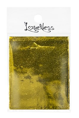 LoveNess | Magic Foil Gold
