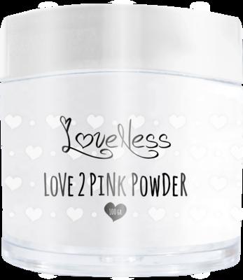 Acrylic Powder Pink by #LVS 100gram