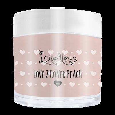 Acrylic Powder Cover Peach by #LVS 100gram