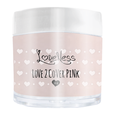 Acrylic Powder Cover Pink by #LVS 100gram