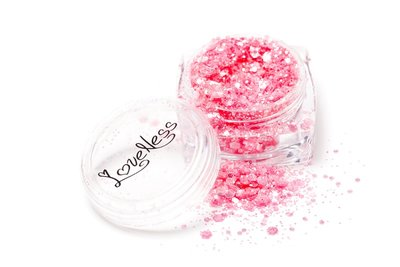 LoveNess | Love 2 Romantic GlitZ Pink