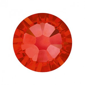 Swarovski Xilion Rose SS6 Light Siam 70pcs (75)