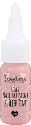 LoveNess | Love 2 Nail Art Paint Flesh Tint 021