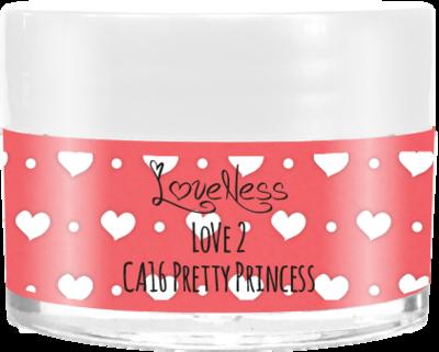 LoveNess | CA16 Pretty Princess 7g