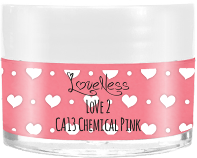 LoveNess | CA13 Chemical Pink 7g